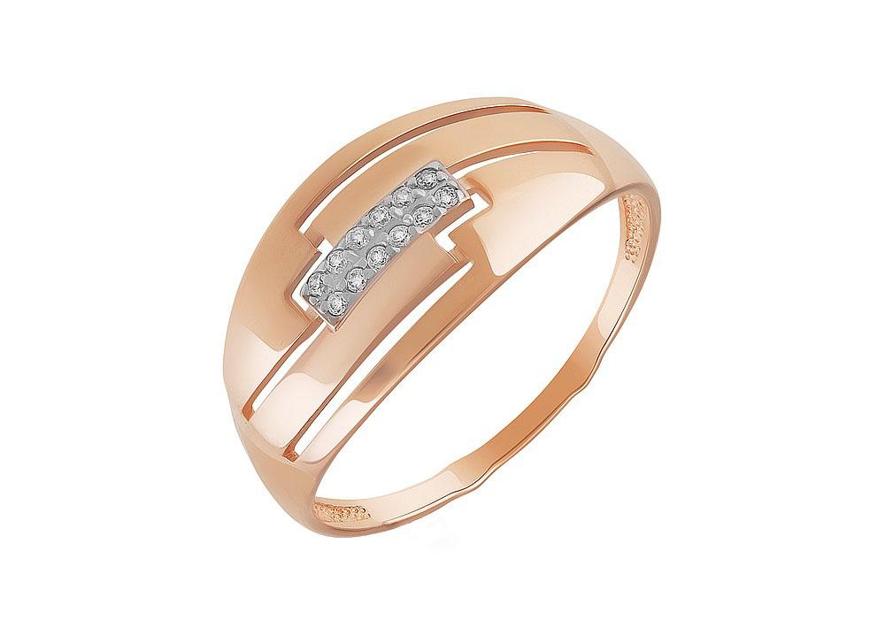 Кольцо с фианитом К132-2880