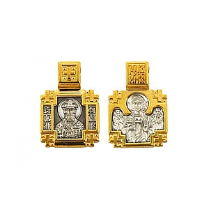 Икона с золотым покрытием 102-113-СВ-ФИЛИПП